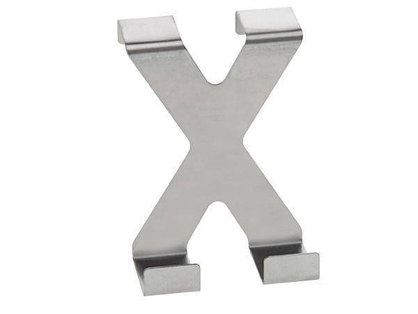 """věšák na dveře """"X"""" 2ks NR"""