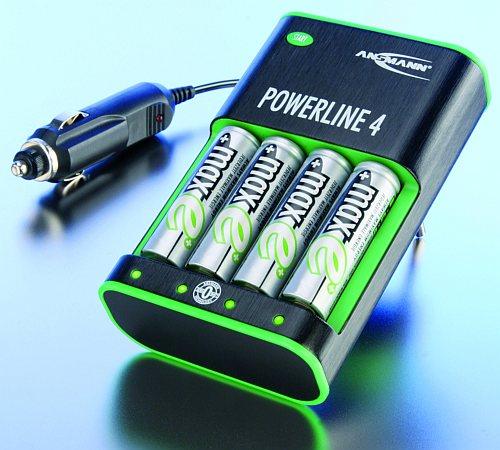 Ansmann POWERline 5 ZeroWatt