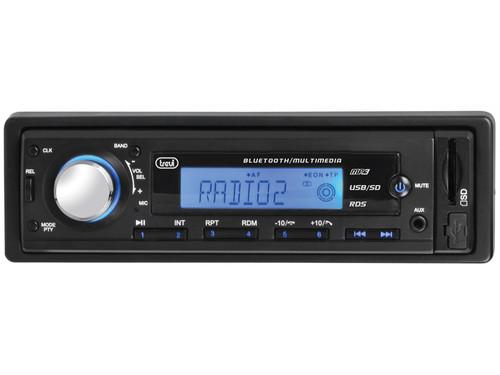 SCD 5725BT Autorádio,RDS,SD card,USB