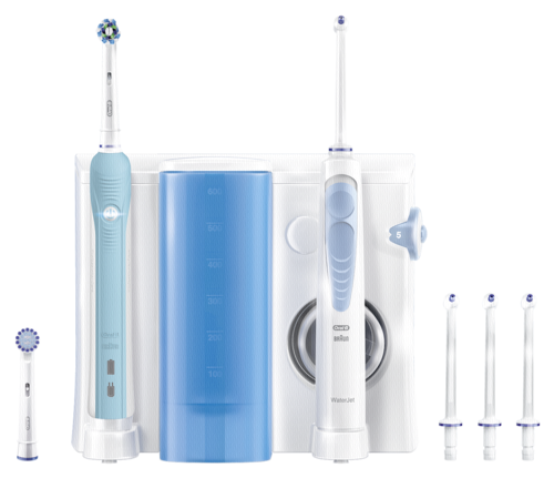 Braun Oral-B WaterJet Oral Irrigator + PRO 700