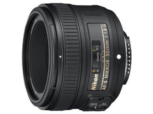 Objektiv Nikon AF-S 1,8/50 G