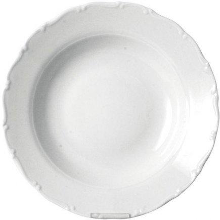 talíř hluboký d23 OFÉLIE porcelán