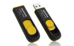 ADATA UV128 Flash 16GB, USB 3.0, Yellow