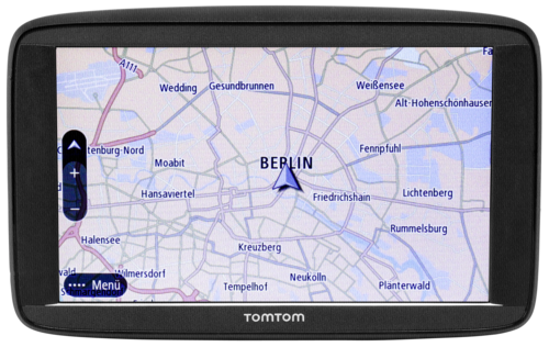 TomTom Start 62 EU Europe Navigationsgerät 48 Länder Lifetime Maps TMC