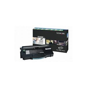 Toner Lexmark black [ return | 2000str | E120 | MOQ 31 ks ]