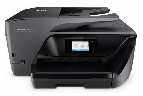HP Officejet Pro 6970 e-All-in-One
