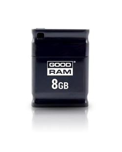 8 GB . USB kľúč . GOODDRIVE Piccolo Čierna