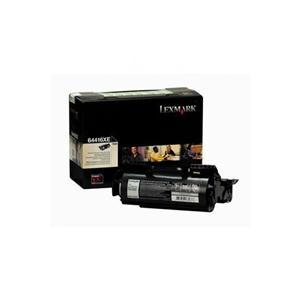 Toner Lexmark black [ return program | 32000str | T644 ]