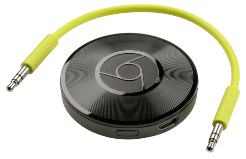 Google Chromecast Audio Streaming Adapter