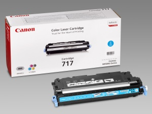 Canon toner CRG-717C cyan (CRG717C)