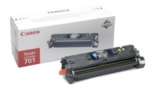 EP-701B černý toner pro LBP-5200 (5000 pgs, 5%)