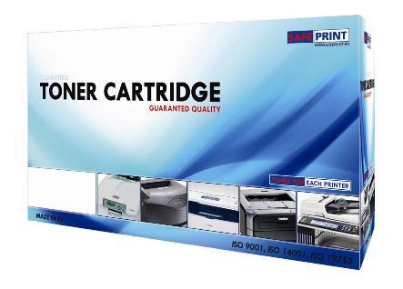 SAFEPRINT kompatibilní toner OKI 43865722 | Magenta | 6000str