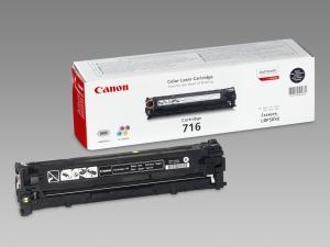 Canon toner cart. CRG-716Bk black (CRG716BK)
