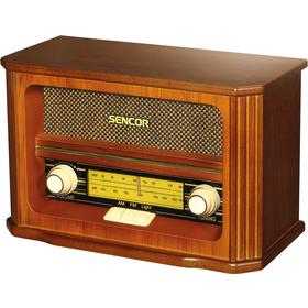 SRD 020 RETRO Rádio SENCOR