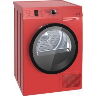 Gorenje D 85F66 NR Kondensations-Wäschetrockner A+++ 8kg Rot