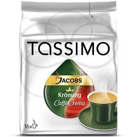 Náplň Tassimo Caffe Crema
