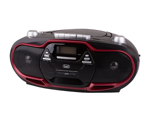 CMP 574USB/RED Radiomagn.s CD/MP3,USB,SD