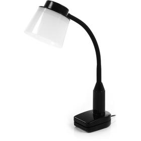 RTL 191 Černá LED lampa klip 6W RETLUX
