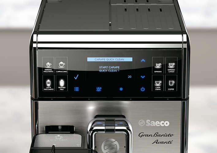 Kávovar Philips Saeco HD8977/01 GranBaristo Avanti