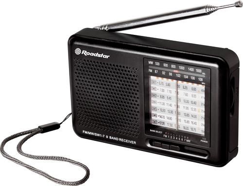 TRA-2989 Přenos. radio,AM,FM,SW 1-7