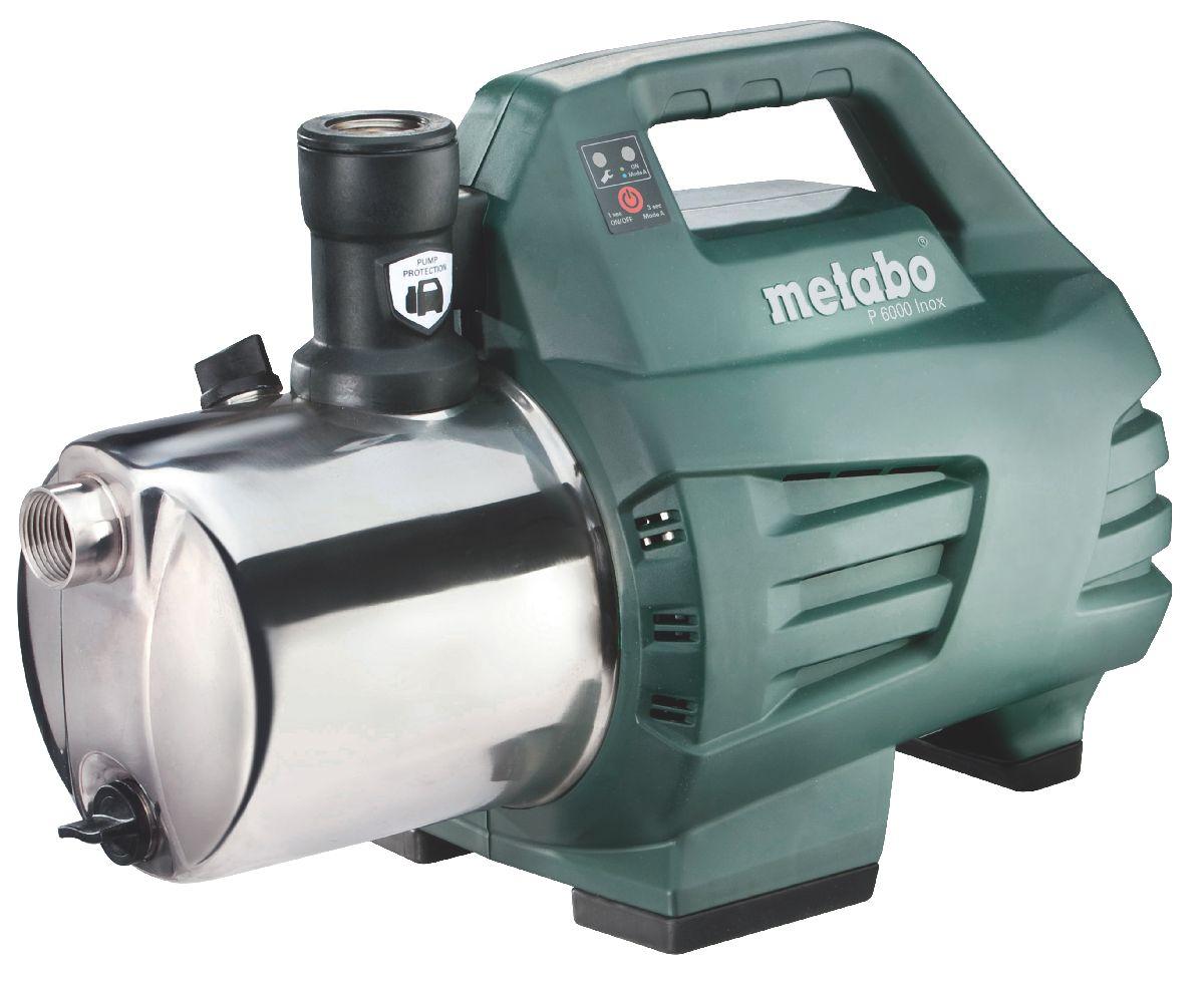 Metabo P6000 Inox zahradní čerpadlo