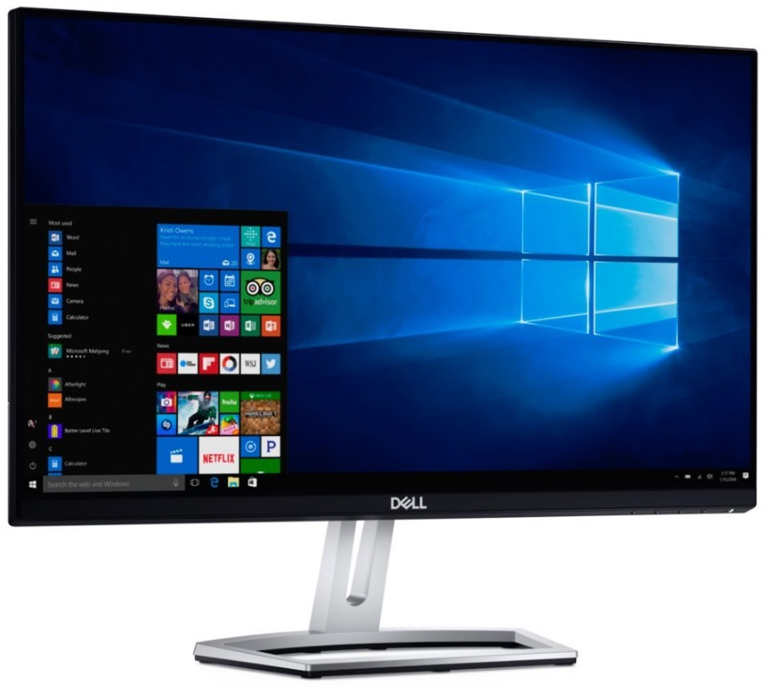 "Dell S2718HN WLED LCD 27""/6ms/1000:1/Full HD/VGA//HDMI/IPS panel/cerny"