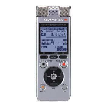 OLYMPUS DM-650 4GB digitální záznamník