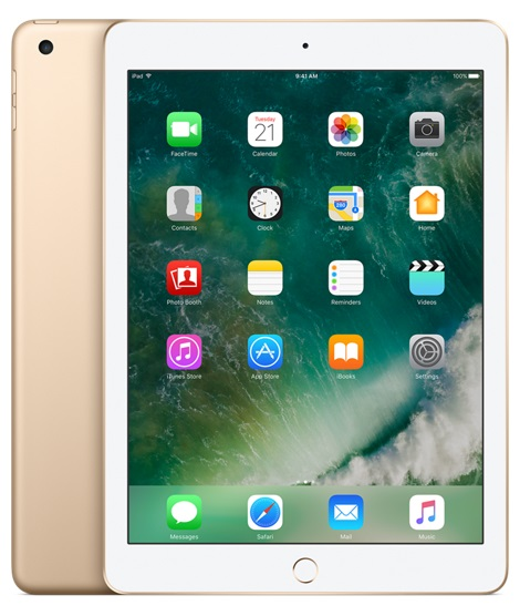 iPad Wi-Fi 32GB - Gold
