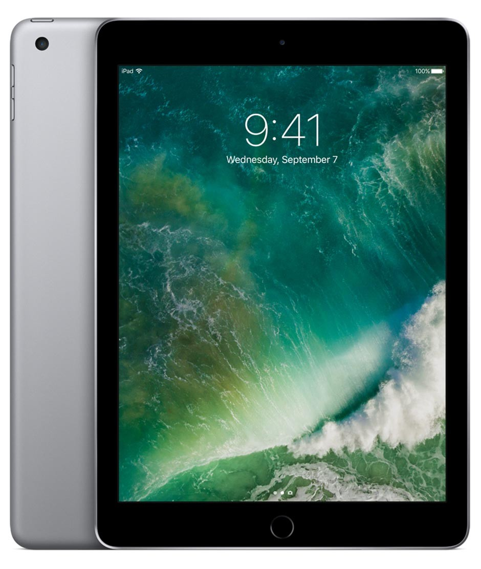 iPad Wi-Fi 32GB - Space Grey
