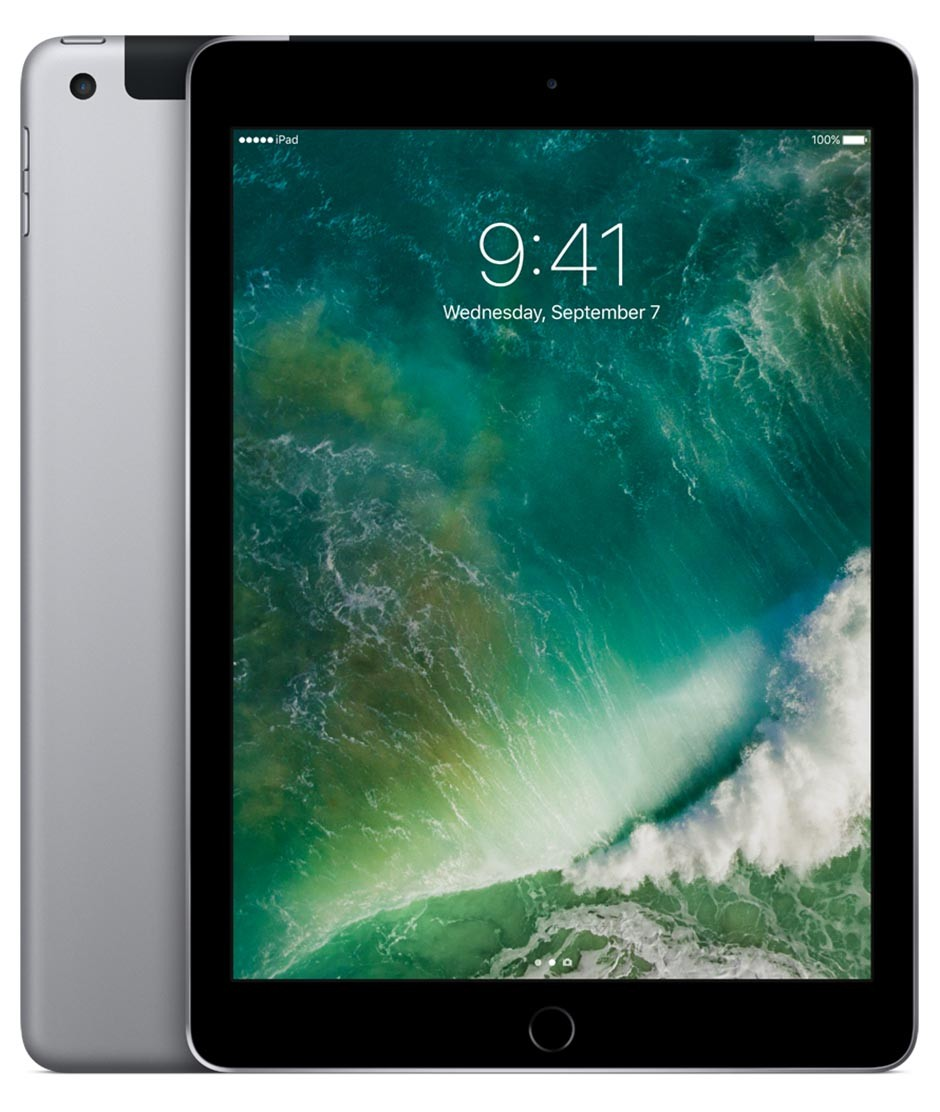 iPad Wi-Fi + Cellular 32GB - Space Grey
