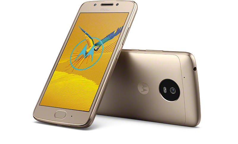 "Lenovo Moto G 5.generace Dual SIM/5,0"" IPS/1920x1080/Octa-Core/1,4GHz/2GB/16GB/13Mpx/LTE/Android 7.0/Gold"