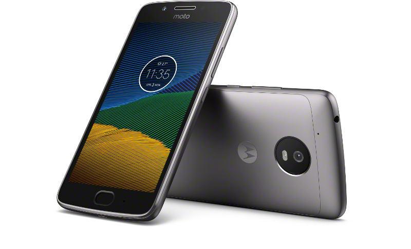 "Motorola Moto G 5.generace Dual SIM/5,0"" IPS/1920x1080/Octa-Core/1,4GHz/2GB/16GB/13Mpx/LTE/Android 7.0/Grey"