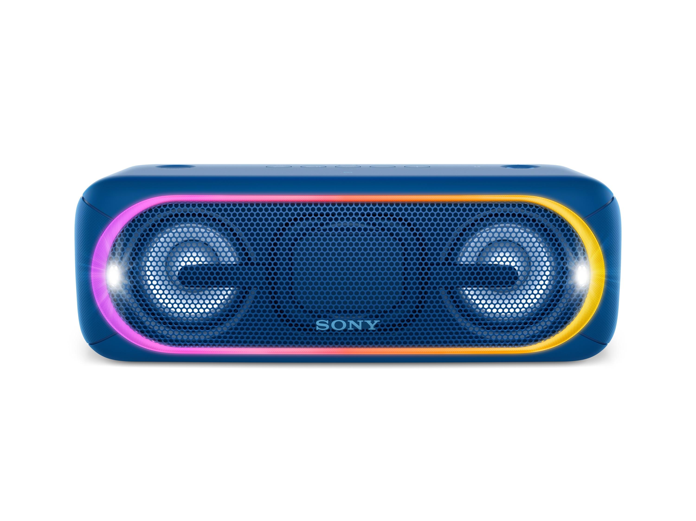 SONY SRS-XB40L Přenosný bezdrátový reproduktor s technologií Bluetooth, Blue