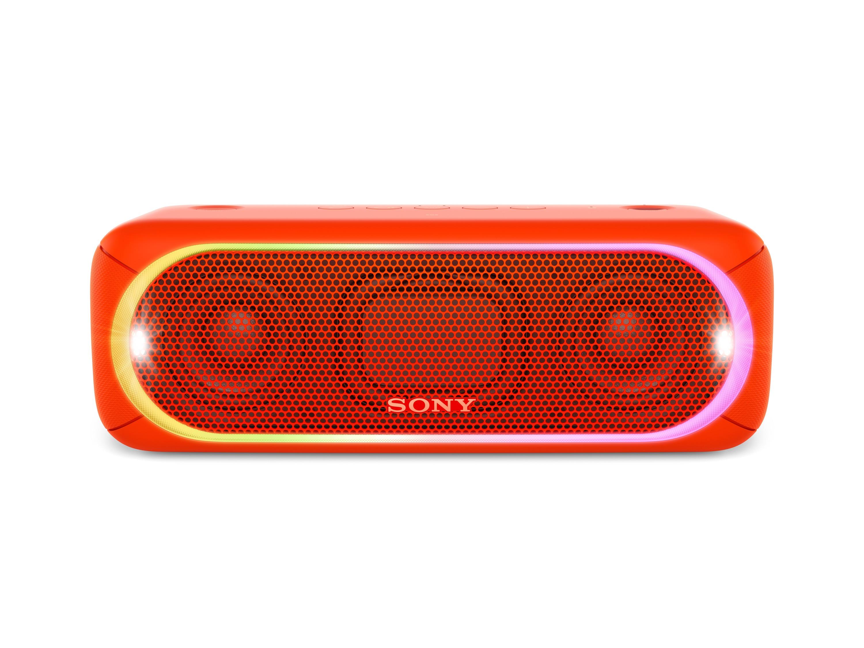 SONY SRS-XB30R Přenosný bezdrátový reproduktor s technologií BLUETOOTH, Red