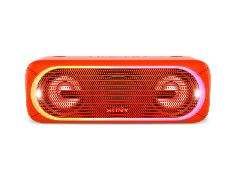 SONY SRS-XB40R Přenosný bezdrátový reproduktor s technologií Bluetooth, Red