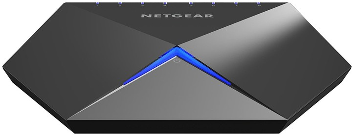 Netgear Nighthawk S8000 8-Gb Gaming & Streaming Advanced Managed Switch (GS808E)