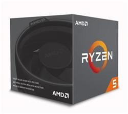 AMD Ryzen 5 6C/12T 1600 (3,2GHz,19MB,65W,AM4) box with Wraith Spire 95W cooler