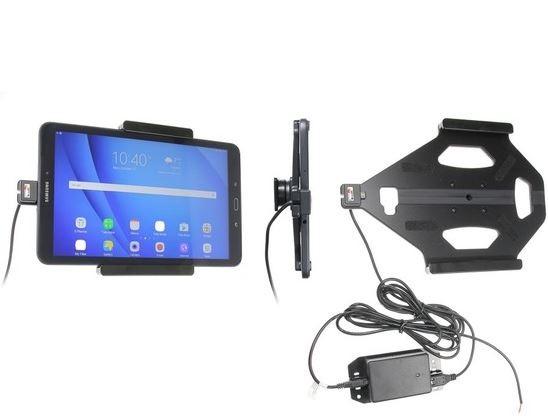 Brodit držák do auta na Samsung Galaxy Tab A 10.1 (2016) bez pouzdra, se skrytým nabíjením