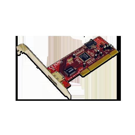 Addonics eSATA / SATA PCI řadič