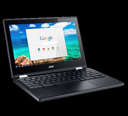 "DEMOPRODUKT Acer Chromebook R 11 (C738T-C50F) Celeron/4GB+N/eMMC32GB+N/HD Graphics/11.6"" Multi-touch HD LCD/Google Chrome"