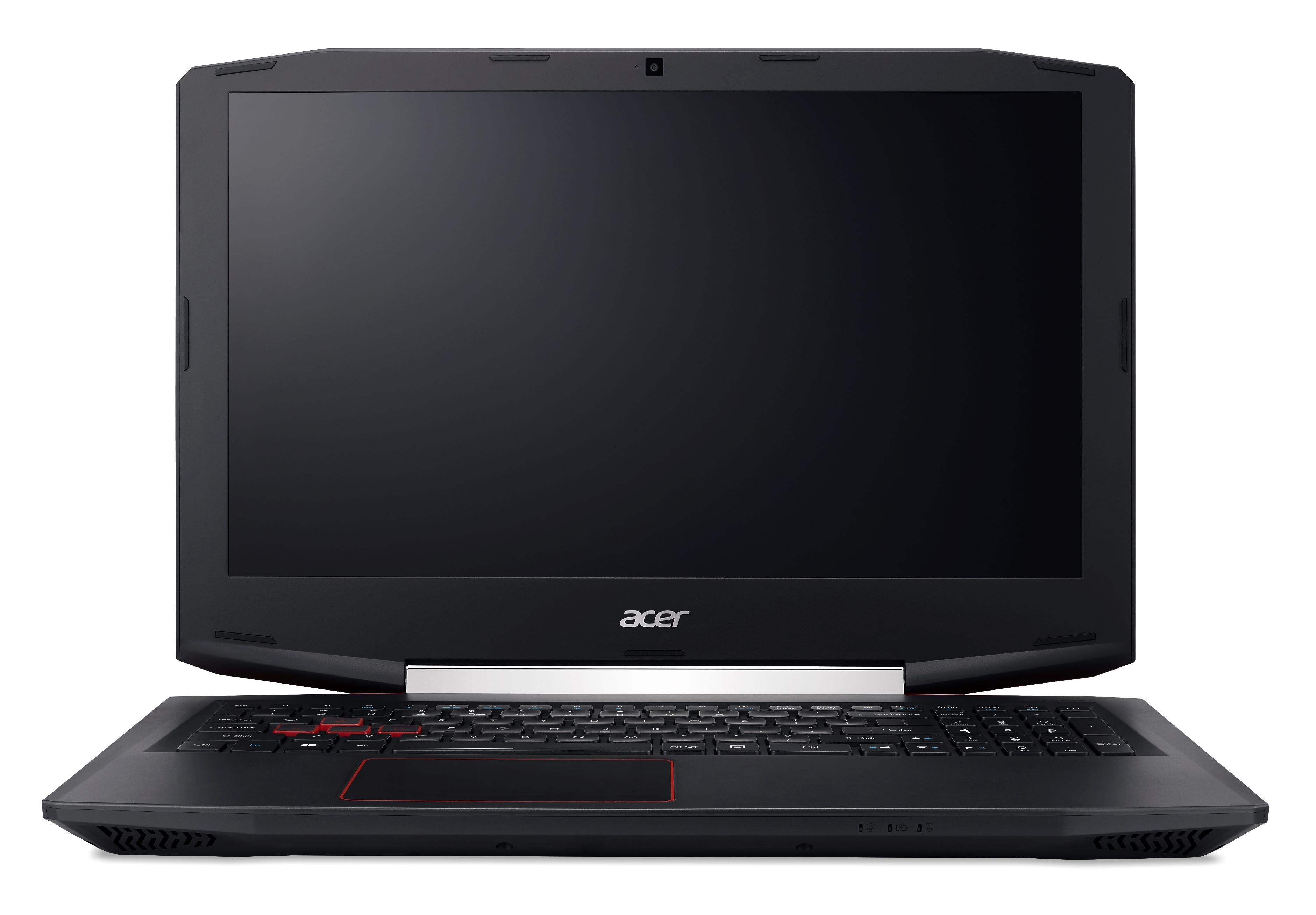 Acer Aspire VX15 15,6/i5-7300HQ/8G/1TB+128SSD/NV/W10 černý