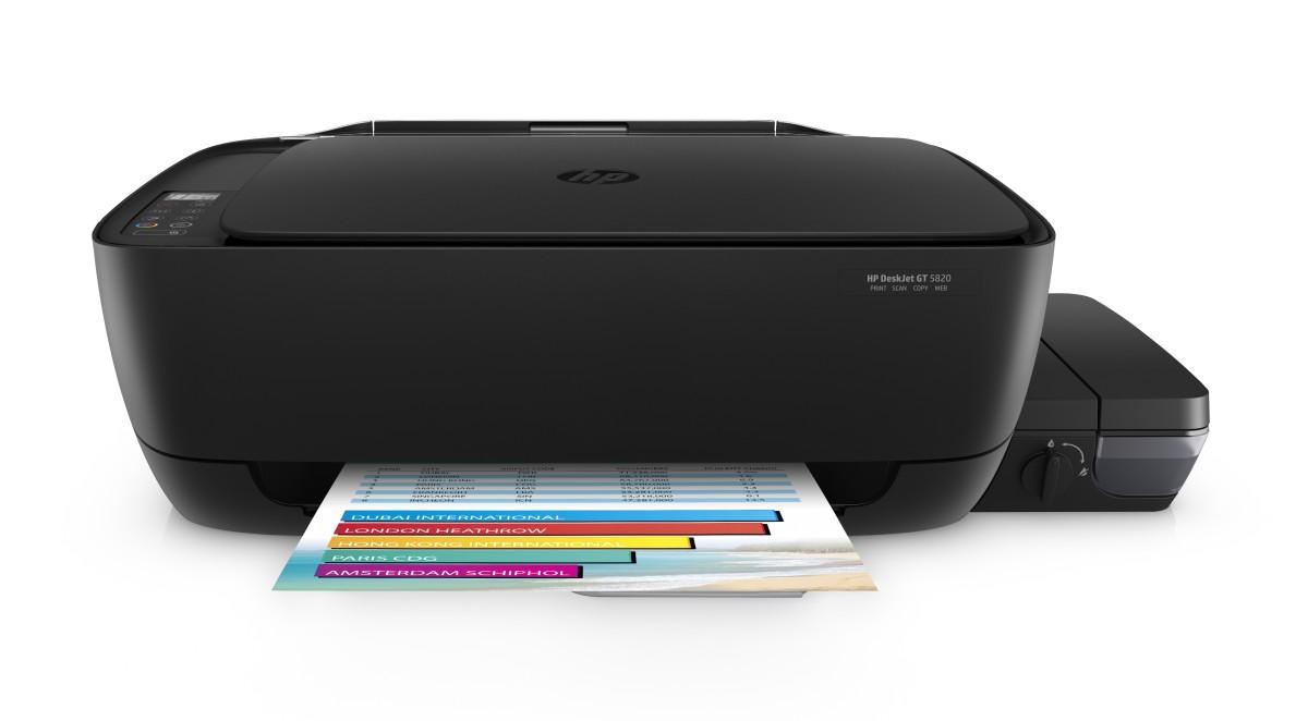 HP DeskJet GT 5820 X3B09A
