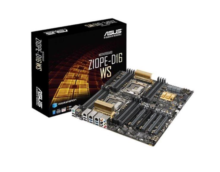 ASUS Z10PE-D16 WS, 2011, C612,EEB,16DIMM, ASMB8