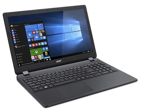 "Acer Extensa 15 (EX2519-P1PR) Pentium N3710/4GB+N/1TB+N/DVDRW/15.6"" HD matný/BT/W10 Home/Black"