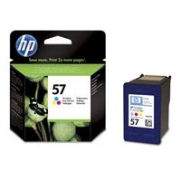 Tisková náplň HP 57 3barevná | 17ml | dj450ci/cbi,dj5550,psc2110
