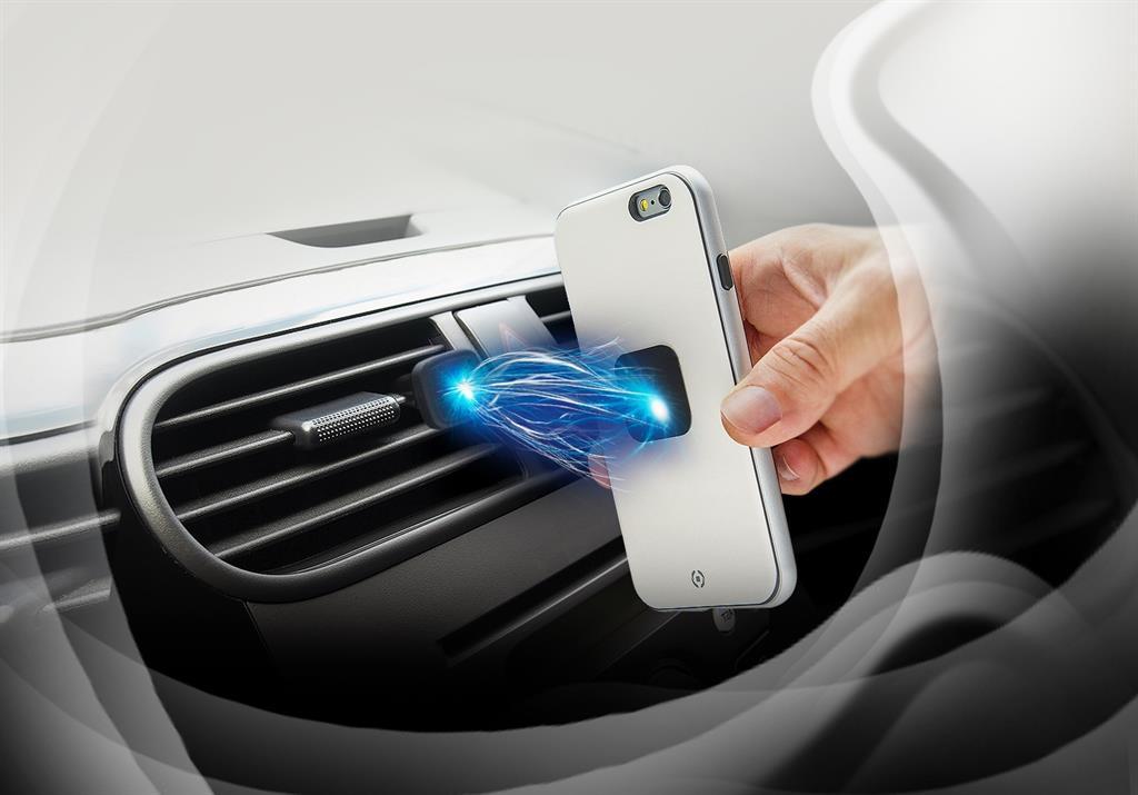 Celly GHOST univerzální magnetický mini držák do auta