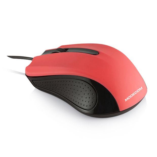 Modecom optická myš MC-M9 (červená)