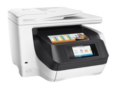 HP Officejet Pro 8730 All-in-One Print, Copy, Scan, Fax, Web