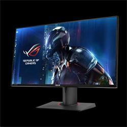 """ASUS PG278QR WQHD 3D G-SYNC™ 27"""" 2560x1440 1000:1 1ms 350cd DP HDMI 2xUSB3.0 Repro černý"""