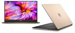 "DELL XPS 13-9360 i7-7500U 13.3"" QHD+ InfinityEdge Touch 8GB 256GB SSD WL BT CAM W10P(64bit) 3Y NBD ROSE GOLD"